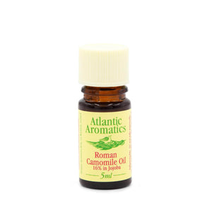 Atlantic Aromatics Essential Oil Atlantic Aromatics Camomile Roman 16% Organic 5ml