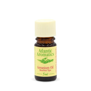 Atlantic Aromatics Essential Oil Atlantic Aromatics Geranium Bourbon (Rose Geranium) 5ml