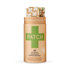 Load image into Gallery viewer, Patch First Aid Patch Bamboo Plasters Aloe Vera