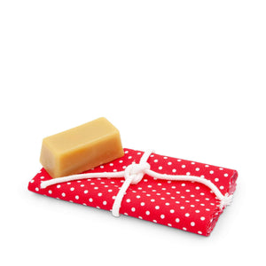 Tabitha Eve Food Wraps Red Polkadot Tabitha Eve - DIY Make Your Own 'Vegan' Beeswax Wrap Kit