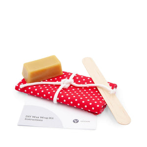 Tabitha Eve Food Wraps Tabitha Eve - DIY Make Your Own 'Vegan' Beeswax Wrap Kit