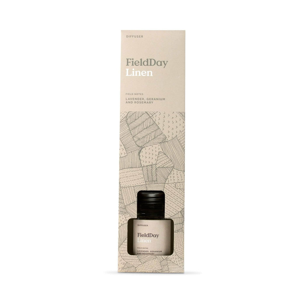 FieldDay Home Fragrance FieldDay Classic Collection Diffuser 100ml - Linen