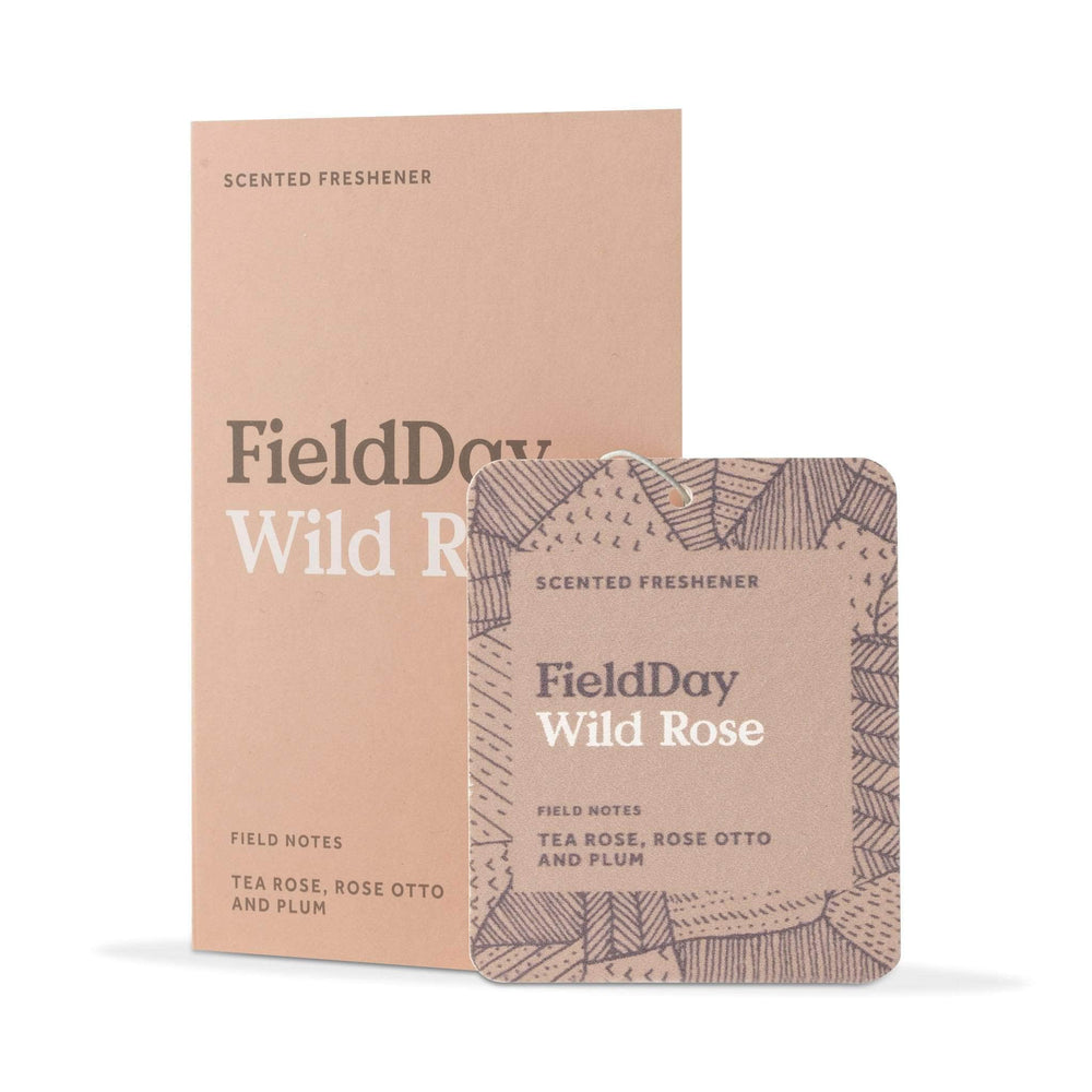 FieldDay Home Fragrance FieldDay Classic Collection Scented Freshener - Wild Rose