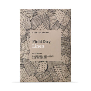 FieldDay Home Fragrance FieldDay Classic Collection Scented Sachet - Linen