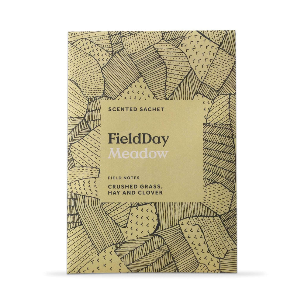 FieldDay Classic Collection Scented Sachet - Meadow