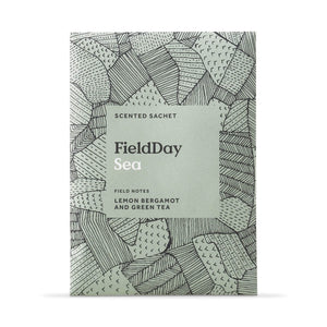 FieldDay Home Fragrance FieldDay Classic Collection Scented Sachet - Sea