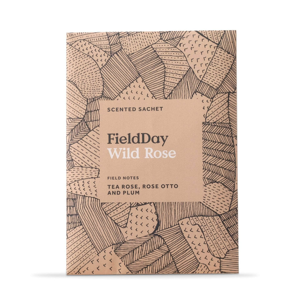 FieldDay Home Fragrance FieldDay Classic Collection Scented Sachet - Wild Rose