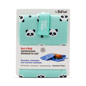 Roll N Eat Lunchboxes Panda Roll N Eat - Boc N'roll Kids - Mixed