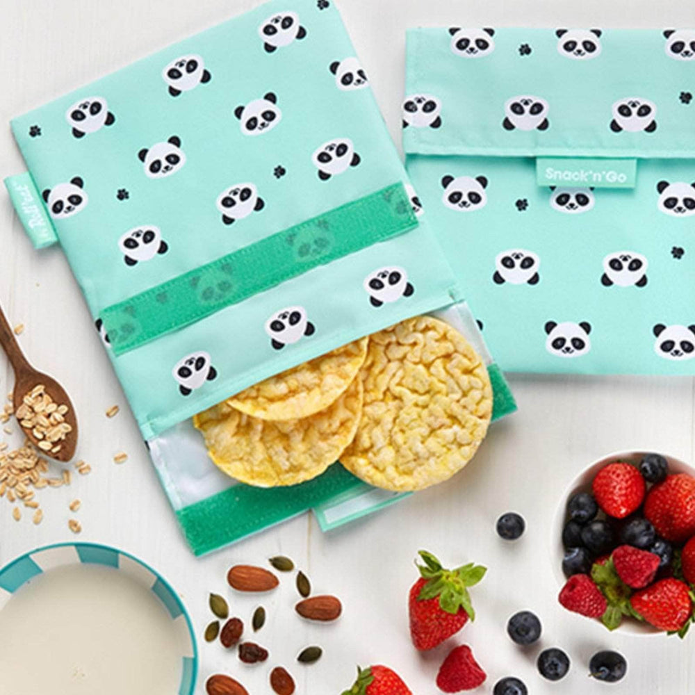 Roll N Eat Lunchboxes Roll N Eat - Snack N'go - Kids Mixed