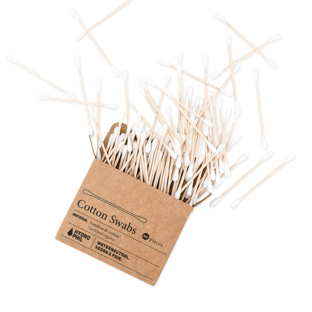 Hydrophil Make Up Hydrophil - Bamboo Cotton Buds - 100pcs