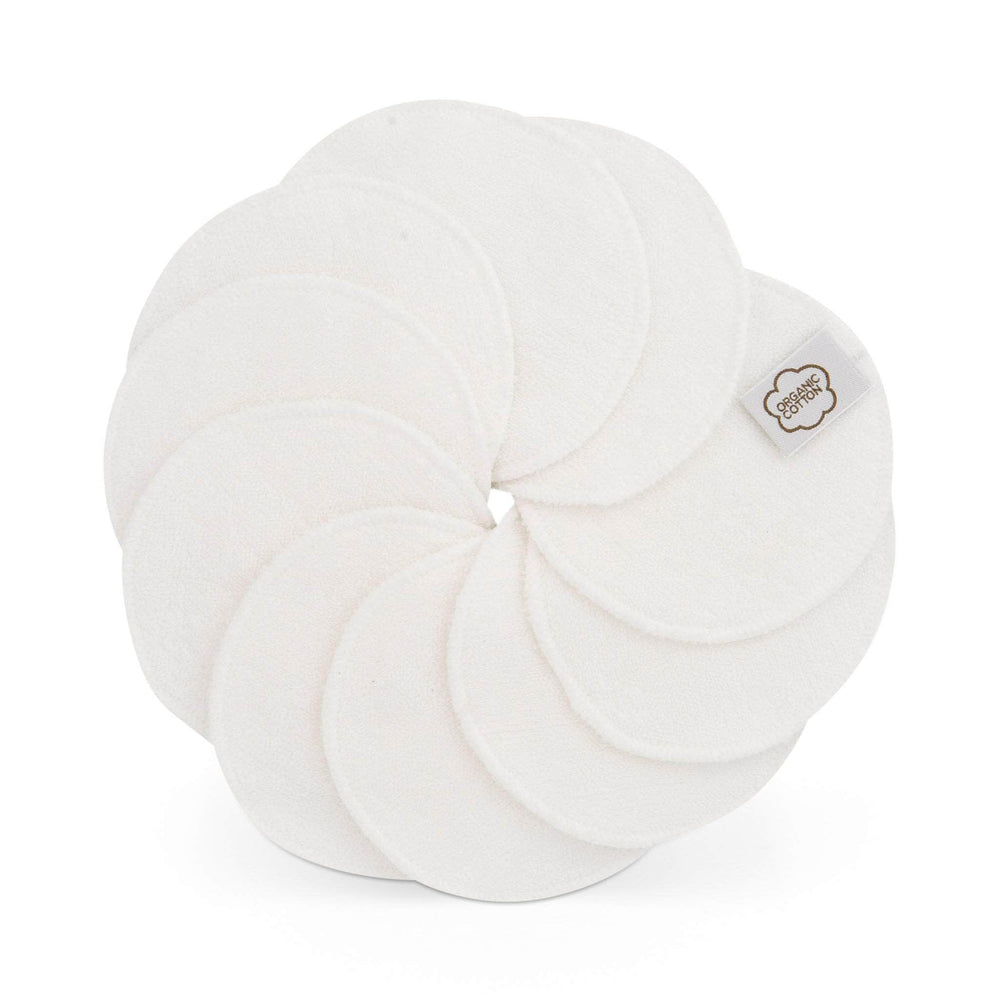 Imse Vimse Make Up Imse Vimse - Reusable Cleansing Pads - White