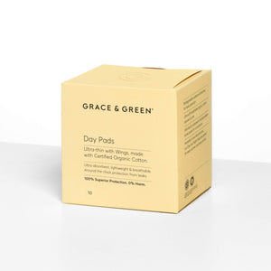 Grace & Green Sanitary Wear Grace & Green - Day Pads