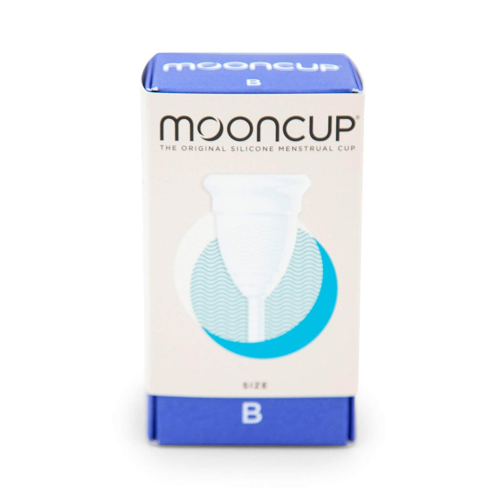 Mooncup Sanitary Wear Mooncup Menstrual Cup Size B