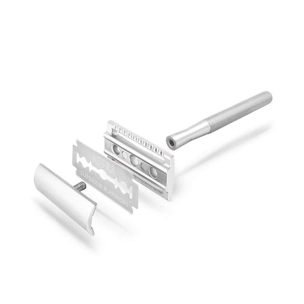 Bambaw Shaving Accessories Bambaw Stainless Steel Safety Razor