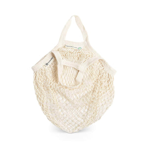 Turtle Bags Shopping Bags Turtle Bags - Shorthandled String Bags - Natural