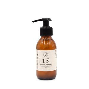 Oxmantown Skincare 15 Orange & Neroli Aromatic Hand Wash 150ml