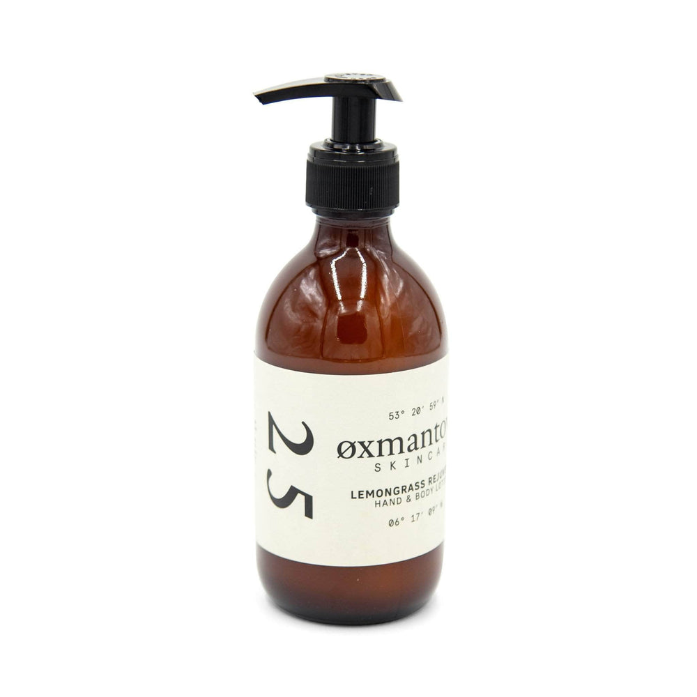 Oxmantown Skincare 25 Lemongrass Hand & Body Lotion 300ml