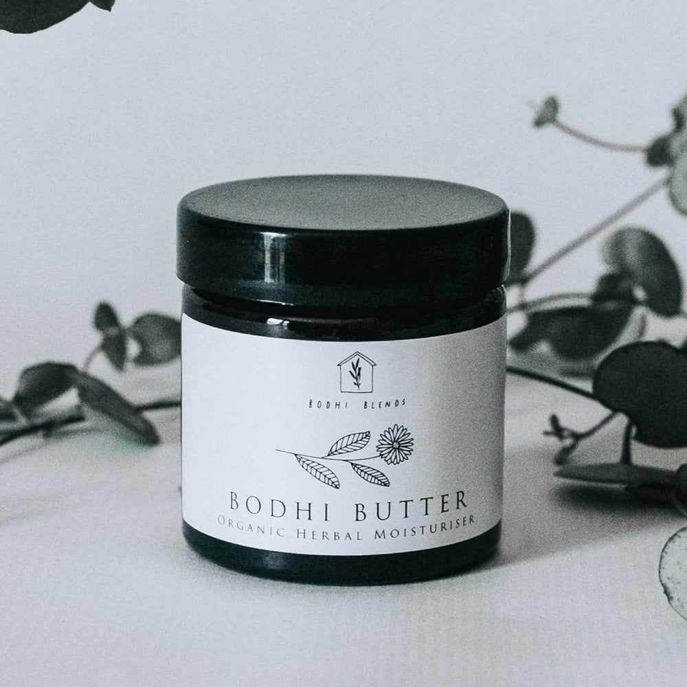 Load image into Gallery viewer, Bodhi Blends Skincare Bodhi Blends Bodhi Butter Herbal Moisturizing Body Butter - 60ml