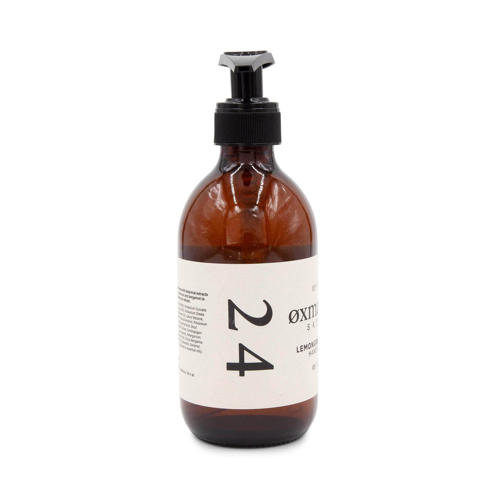 Load image into Gallery viewer, Oxmantown Skincare Oxmantown 24 Lemongrass Hand & Body Wash 300ml