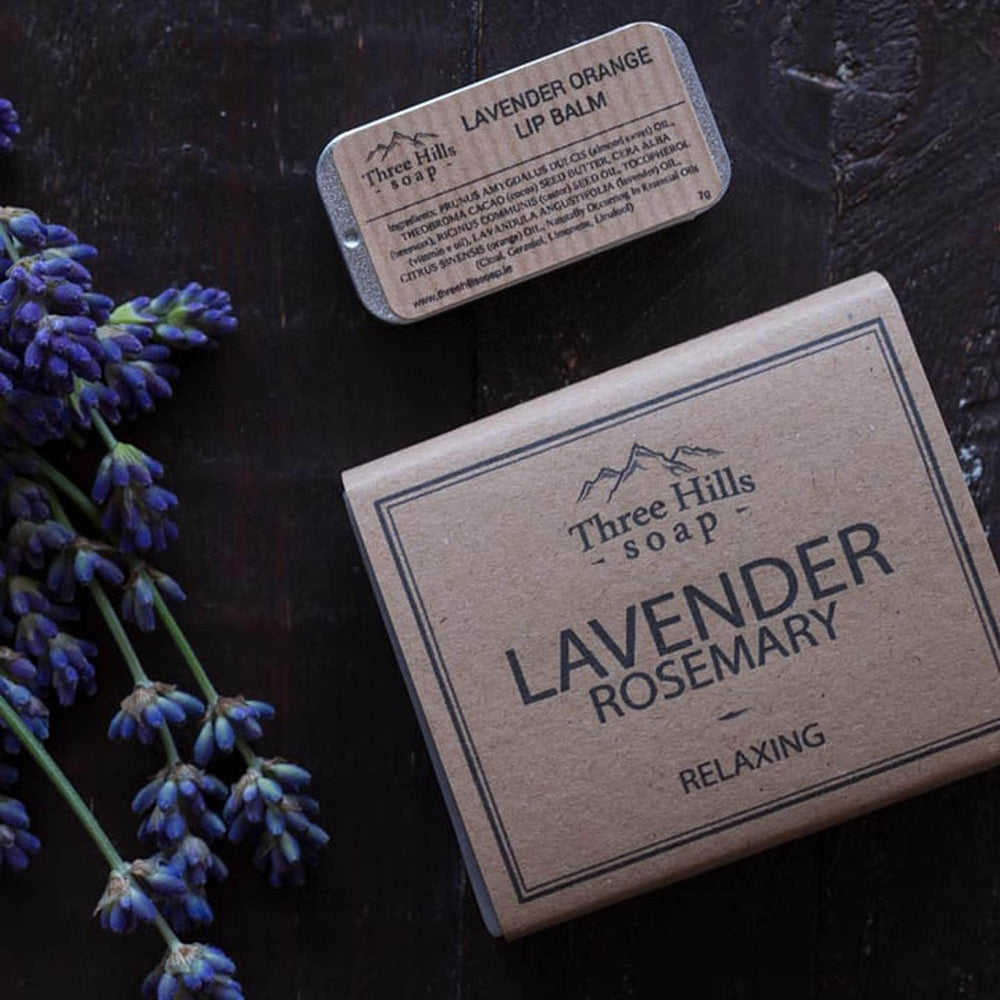 Three Hill Soaps Soap Three Hills Lavender Rosemary Soap