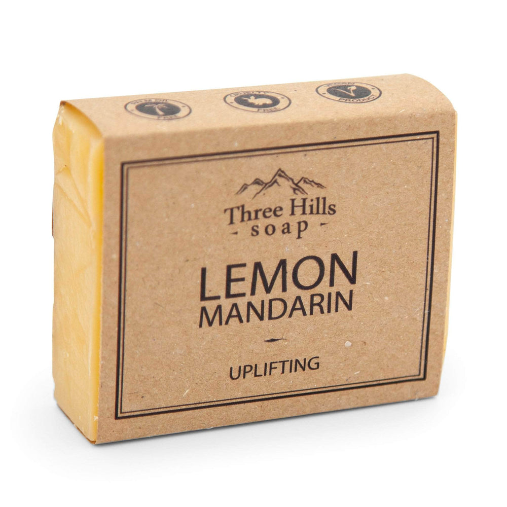 Three Hills Lemon Mandarin Soap