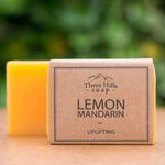 Three Hill Soaps Soap Three Hills Lemon Mandarin Soap