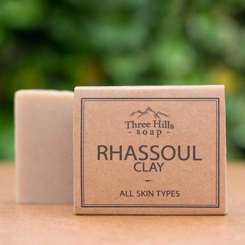 Load image into Gallery viewer, Three Hill Soaps Soap Three Hills Rhassoul Clay Soap
