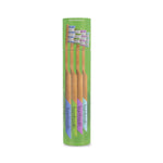 Bamboo Toothbrush Adult Medium - Multipack