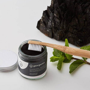 Georganics Toothpaste Georganics - Toothpowder - Activated Charcoal 60ml