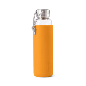 black + blum Water Bottles black + blum Glass Water Bottle Orange 600ml