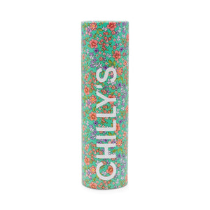 Chilly's Water Bottles Chilly's Reusable Bottle - 500ml, S/Steel,  Floral Peony
