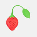 Strawberry Silicone Tea Strainer