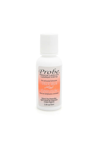 Probe Thick Rich Personal Lubricant