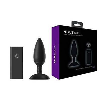 Nexus Ace Small Remote Controlled Anal Vibrator