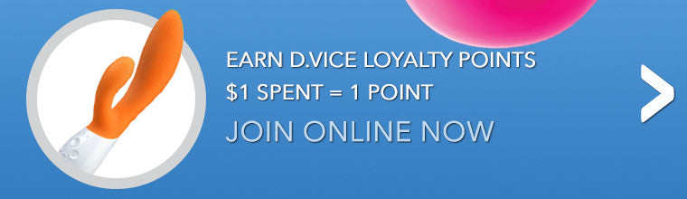 D.VICE loyalty programme