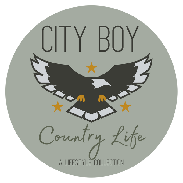 City Boy Country Life