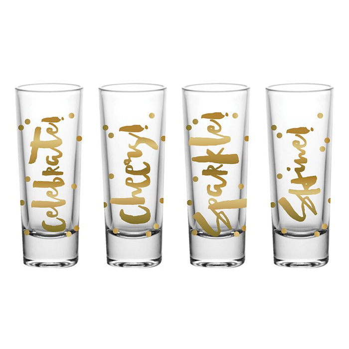 Celebrate Shot Glass