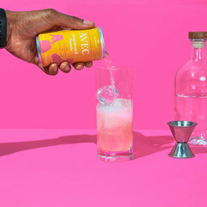Grapefruit & Pomelo Carbonated Mixer