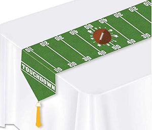 Super Bowl Table Runner