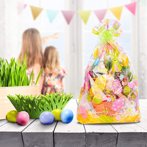 Easter Bag and Bow - Set of 2