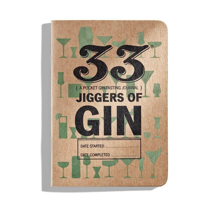 33 Gins - Journal