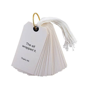 Gift Tags - 'That's All' Holiday