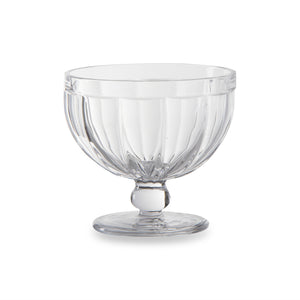 Footed Chelsea Ice Cream Bowl