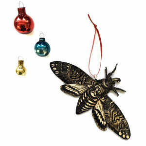Butterfly Moth Ornament
