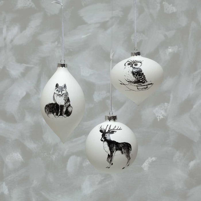 Wildlife Ornament