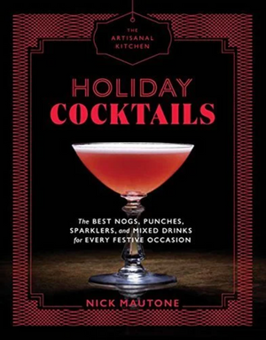 Holiday Cocktails - Book