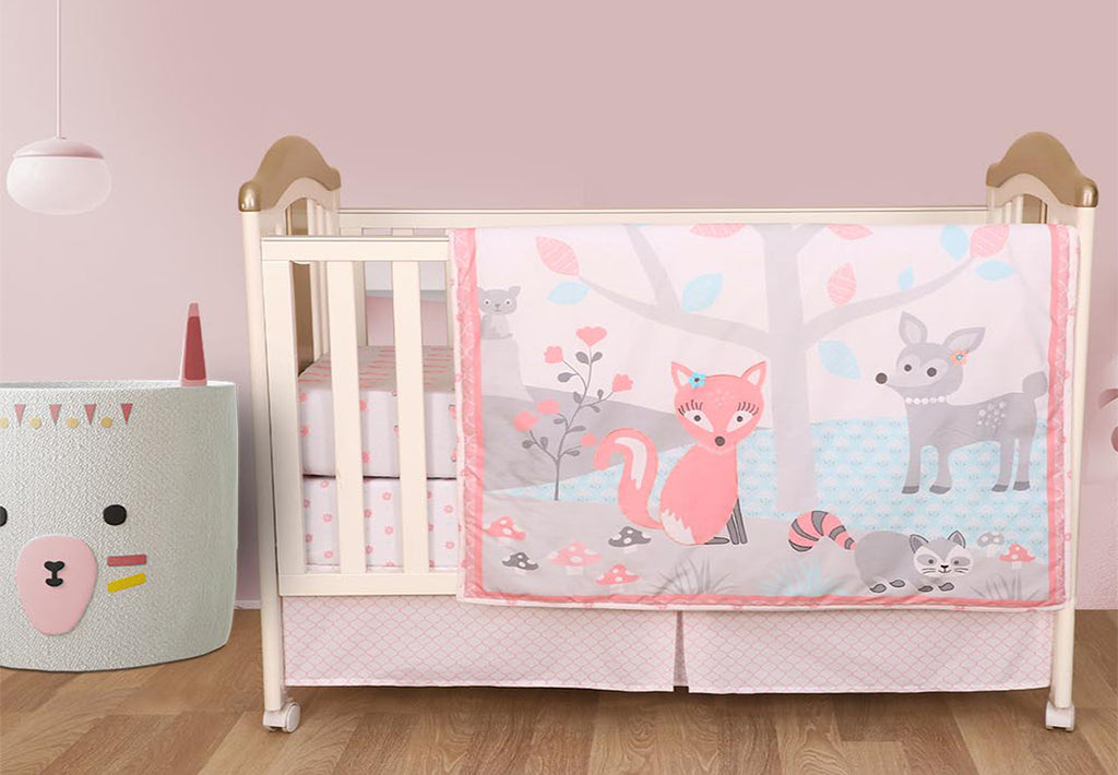Sleep World Nursery Bedding