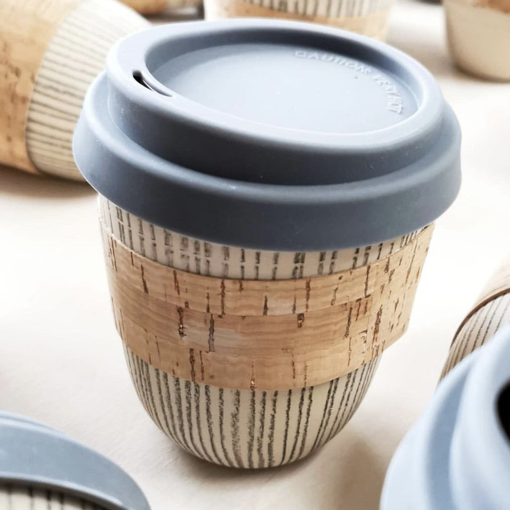 Ceramic Coffee Keep Cup