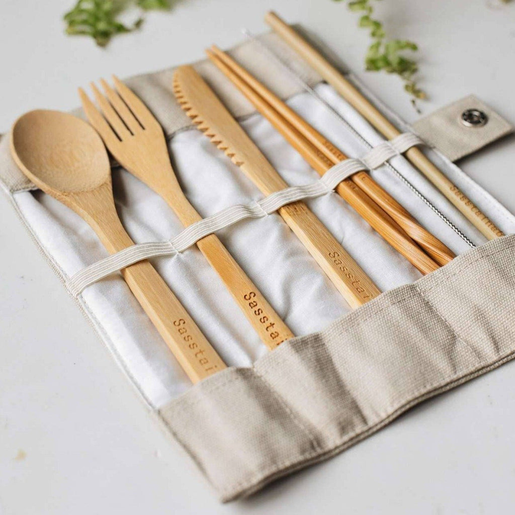 Cutlery and Pouch - E T H I C A L E
