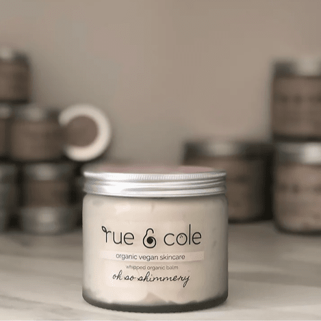 Rue & Cole - Oh so shimmery Family Balm